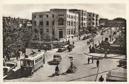 Damas - Avenue De La Gare / Damascus - Station Avenue - Siria