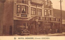 R547 Esschen Essen - Hotel Dekkers - Oude Auto - - Essen
