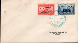Commonwealth Of The Philippines - USA - Postal Card - 1945 - A1RR2 - Philippinen