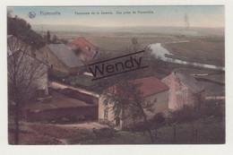 Florenville (panorama De La Semois - Belle Carte Colorée) - Florenville