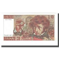 France, 10 Francs, 1978, P. A.Strohl-G.Bouchet-J.J.Tronche, 1978-07-06, NEUF - 10 F 1972-1978 ''Berlioz''
