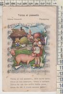 BERTIGLIA - TORNA AL PAESELLO - SERIE N .2234 - Bertiglia, A.