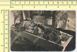 REAL PHOTO ANCIENNE Funeral,  Post Mortem Kid  PHOTO MORTUAIRES Enterrement, Enfant ORIGINAL - Personas Anónimos