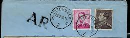 Doc. De ETTERBEEK - E 2 E - Du 23/02/63 En Rec. ( E ) - Landpost (Ruralpost)