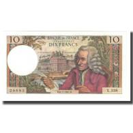 France, 10 Francs, 1967, R.Tondu-G.Bouchet-H.Morant, 1967-07-06, NEUF - 10 F 1963-1973 ''Voltaire''