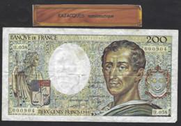 MONTESQUIEU H.58 - 200 F 1981-1994 ''Montesquieu''