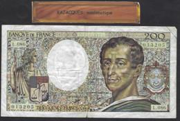 MONTESQUIEU L.86 - 200 F 1981-1994 ''Montesquieu''