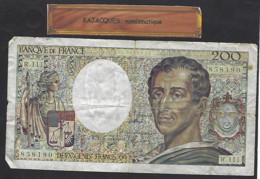 MONTESQUIEU R.111 - 200 F 1981-1994 ''Montesquieu''
