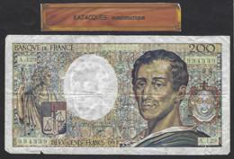 MONTESQUIEU A.129 - 200 F 1981-1994 ''Montesquieu''