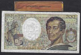 MONTESQUIEU M.130 - 200 F 1981-1994 ''Montesquieu''