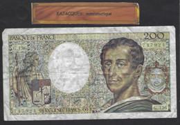 MONTESQUIEU G.136 - 200 F 1981-1994 ''Montesquieu''