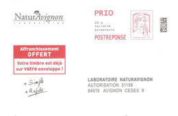 Lot 7 : 10 PAP Ciappa - Kawena PRIO ECO POSTREPONSE Entiers Postaux Postal Stationery 175002 174896 161079 154789 17P008 - PAP: Ristampa/Ciappa-Kavena