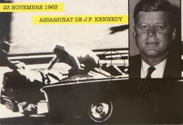 Etats Unis - 23 Novembre 1963 - Assassinat De J F Kennedy - Präsidenten