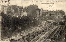 CPA Paris 17e - Tunnel Des Batignolles (74596) - Paris (17)