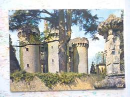 Château De Paluel Incendié En 1944 - Unclassified