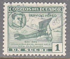 ECUADOR    SCOTT NO. C183   USED    YEAR 1948 - Ecuador
