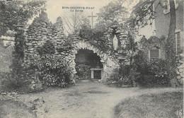 BOIS-SEIGNEUR-ISAAC : La Grotte - Braine-l'Alleud