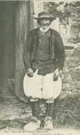 Beuzec; Mœurs Et Types Bretons. Paysan Des Environs De Beuzec - Non Voyagé. (LL.) - Beuzec-Cap-Sizun