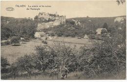FALAEN : La Scierie Et Les Ruines De Montaigle - Onhaye