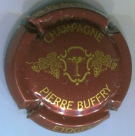 CAPSULE-CHAMPAGNE BUFFRY Pierre N°01 Marron & Or - Altri