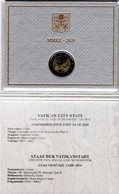 "VATICANO - 2 EURO  ""100° ANNIVERSARIO NASCITA SAN GIOVANNI PAOLO II""  ANNO 2020  FDC - Vaticano (Ciudad Del)"