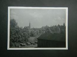 Avant 1904 Photo De Metz Moselle Ponts Des Morts Temple De Garnison Cathédrale Saint-Etienne - Orte