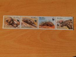 127 WWF Schuppentier, Pangolin - Mozambique