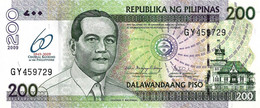 PHILIPPINES 2009 200 Peso - P.203a Neuf UNC - 1 - Filippine