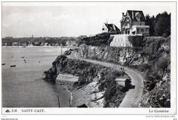 22 - SAINT-CAST -La  Corniche - Saint-Cast-le-Guildo