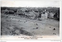22 - SAINT-CAST - Vue Générale De La Plage - Saint-Cast-le-Guildo