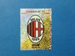FIGURINA CALCIATORI PANINI 1996 97 N 171 SCUDETTO MILAN CALCIO - Italian Edition