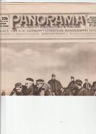 PANORAMA REVUE DE 8 PAGES PLIEE EN DEUX UMNERO 20 B 11 NOVEMBRE 1914 - Guerre 1914-18