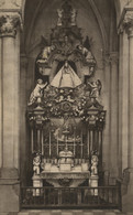 France St Omer Notre Dame Des Miracles Chapelle Ancienne Photo CDV Houppe Vers 1890 - Alte (vor 1900)