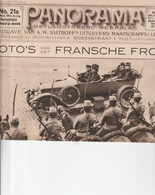PANORAMA REVUE DE 12 PAGES PLIEE EN DEUX UMNERO 21 A 13 NOVEMBRE 1914 - Guerre 1914-18