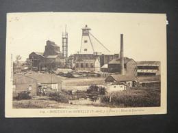 CPA N° 114 - Montigny-en -Gohelle - Fosse 7 - Mines De Courrières - (D. Carpentier, Hénin-Liétard) - Oblitérée - Andere Gemeenten
