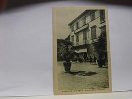 BAGNI DI CASCIANA   -- PISA  - - GRAND HOTEL GIAPPONE - Massa