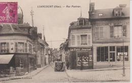 CPA  Liancourt Rue Pasteur - Liancourt