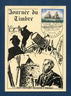 ⭐ France - Carte Maximum - Journée Du Timbre - Avignon - 1965 ⭐ - 1960-69