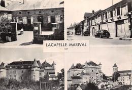 46-LACAPELLE-MARIVAL-MULTIVUES - Lacapelle Marival