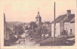 70 - VELLEMINFROY / RUE DE L'EGLISE - Altri Comuni