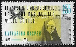 2020  200. Geburtstag Von Katharina Kasper - Oblitérés