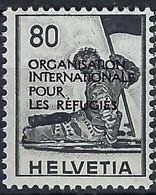 SUISSE Service, OIR 1950: Le ZNr. 6, Neuf** - Officials