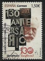 2019-ED. 5330 EFEMÉRIDES. 130 AÑOS DE LA UGT (1888-2018) -USADO- - 2011-... Used