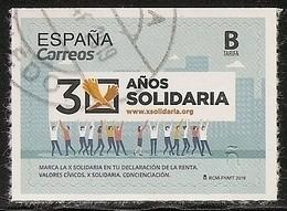 2019-ED. 5317 SERIE COMPLETA - Valores Cívicos. X Solidaria. Concienciación.-USADO - 2011-... Used