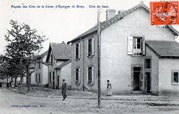 Briey : Façade De La Cités Caisse D'épargne - Briey