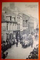 Ath. Kermesse. Char De La Navigation Du XVIème Siècle. Oblitérée En 1913. - Ath