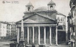 Rome (Roma) - Pantheon - Carte D'honneur - Erekaart - Jozef De Herdt - 1922 - Pantheon