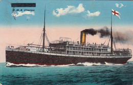 "Ocean Liner R.M.S. ""ELMINA"" , 00-10s - Piroscafi"
