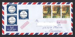 Laos 2014 Laos – Germany Nice Stamps - Laos