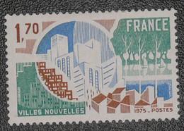 France - Yvert N°1855 Neuf * - Nuovi